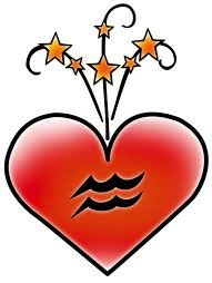 Aquarius heart 3