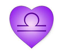 Libra heart 1