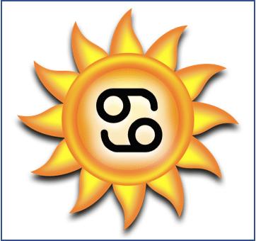 Cancer Sun