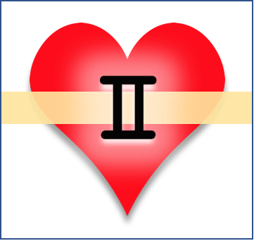 Gemini Heart