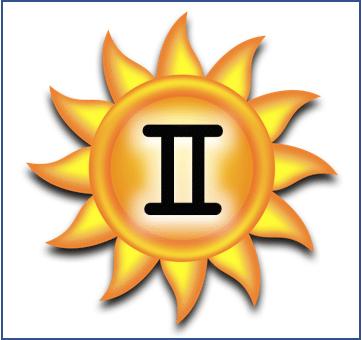 Gemini Sun