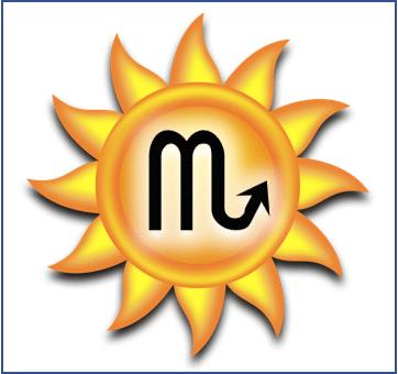 Scorpio Sun