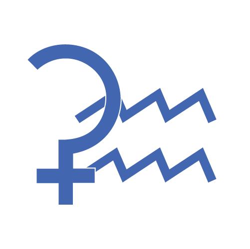 Ceres in Aquarius icon